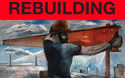 Rebuilding the World Trade Center, One World Trade Center, Marcus Robinson, Museum of the City of New York