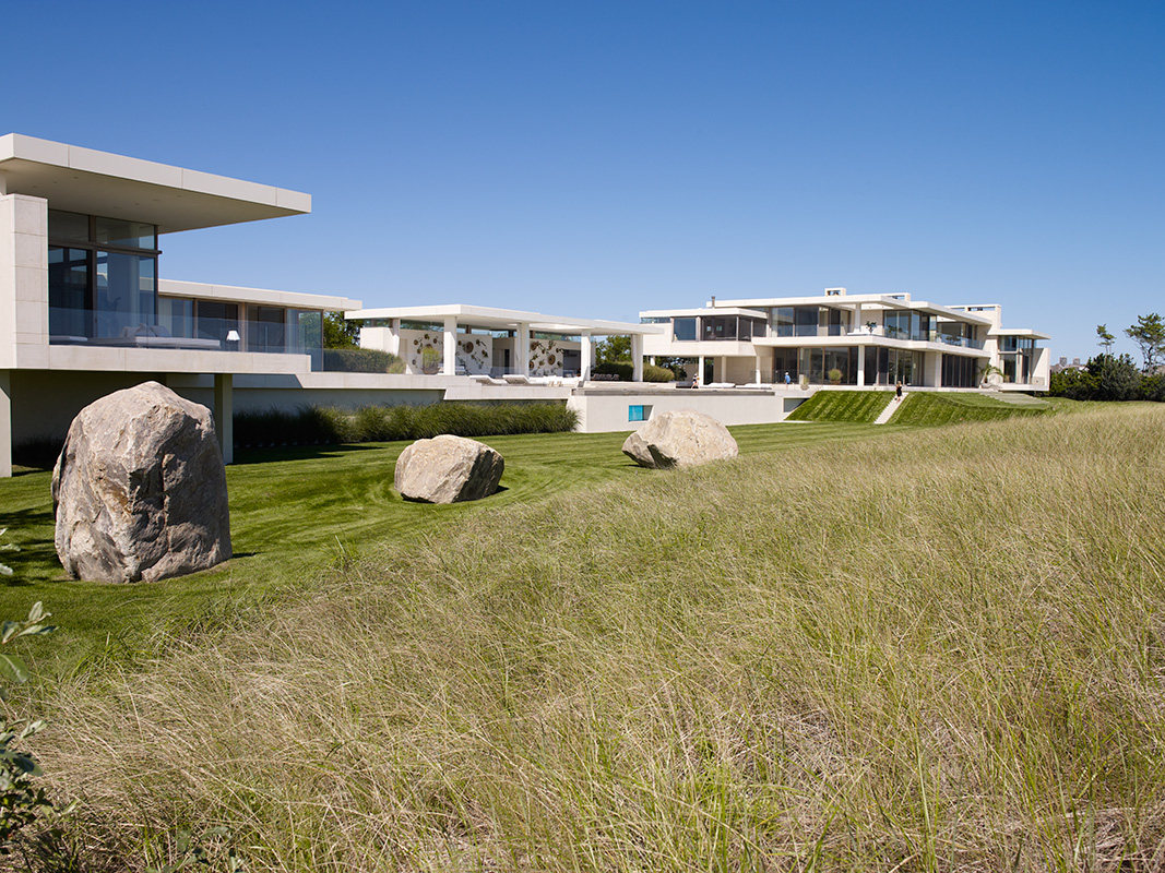 Sawyer Berson S Residence In Southampton Is Composed Of