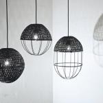 Ljung & Ljung, Bamboo Lights, Scadinavian design, Thai bamboo, bamboo craft, Sop Moei Arts
