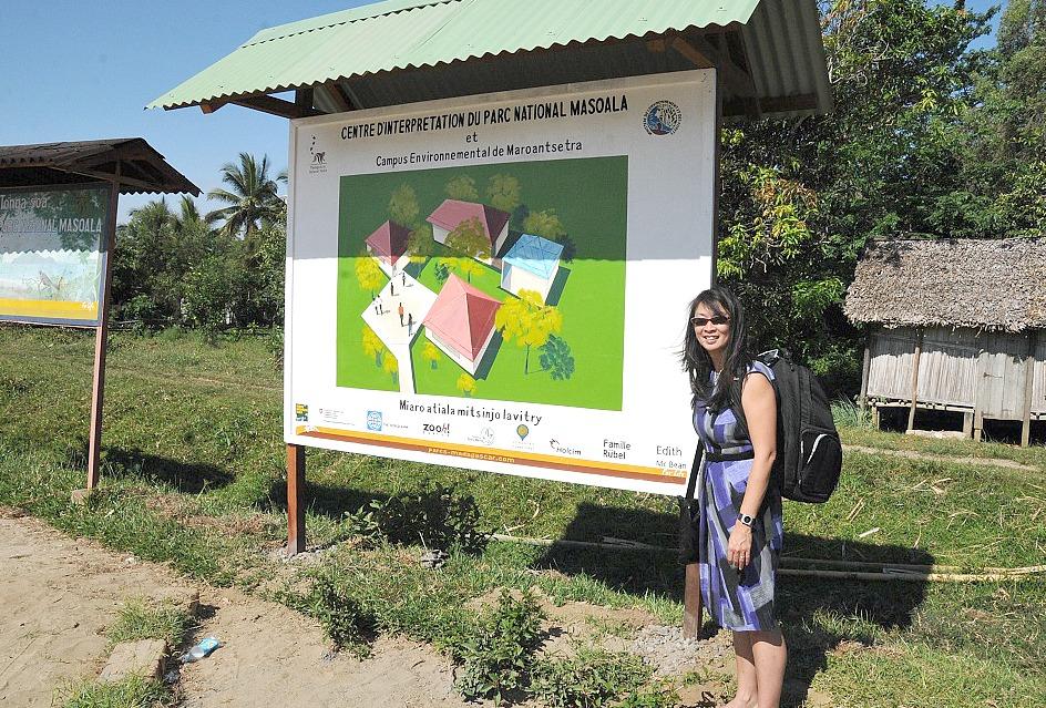 Sue Chin, Madagascar, Wildlife Conservation Society