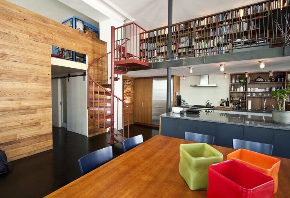 Tribeca loft, Douglas Moss, Inside Tribeca Loft Tour