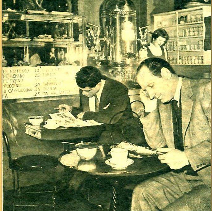 cafe reggio east village, cafe reggio, east village cafes
