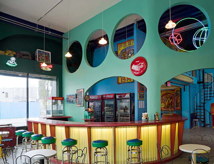 coney island freak bar