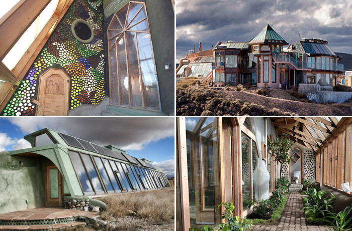Even Wackier Design Emerges For An Earthship Home At 61