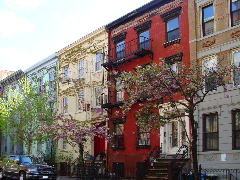 east 7th street between avenue c and d, alphabet city, east village homes