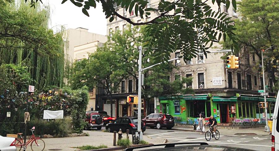Esperanto, East Village restaurant, NYC