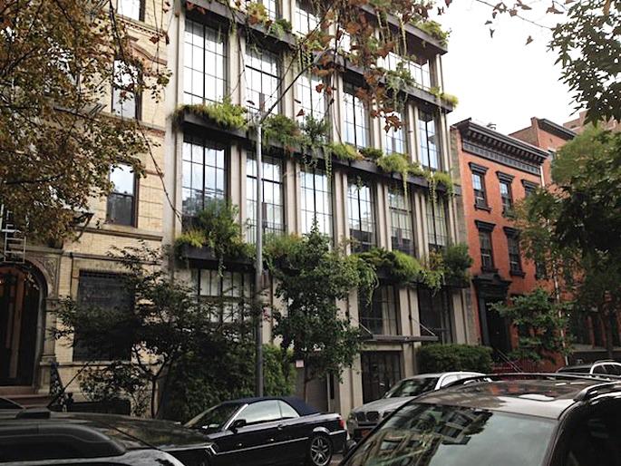 Flowerbox, New development, East Village, NYC
