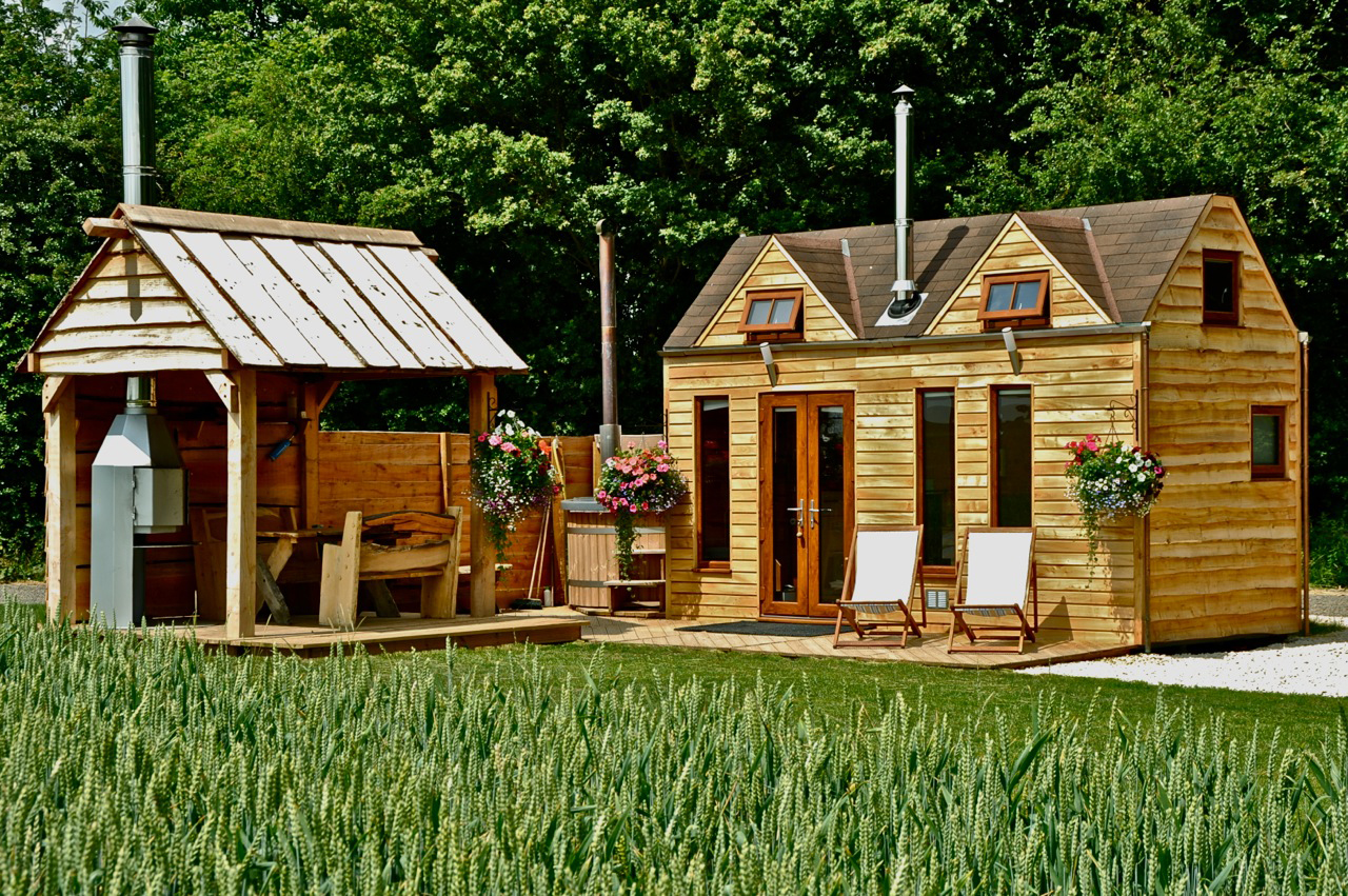 Gl er Tiny House C er on micro house plans