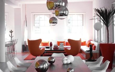 interior design tribeca, modern loft nyc