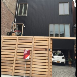 Amazing custom-built Richards Street House in Red Hook built to…