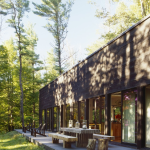 Incorporated Architecture & Design, Sixteen Doors House, Hillsdale NY