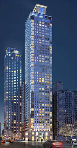 Glenwood, Lincoln Center apartments, Fordham University, dorms