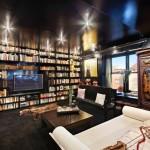 213 23rd Street, the Black Apartment, Stefan Boublil designed to look like Shanghai nightclub, Cindy Gallop