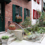 265 West 94th Street, Pomander Walk, Thomas J. Healy, English Tudor village,