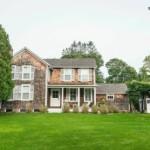 Renee Zellweger, Hamptons real estate. 30 Egypt Lane, NYC real estate
