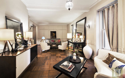 34 Gramercy Park East, The Gramercy, Parisian style