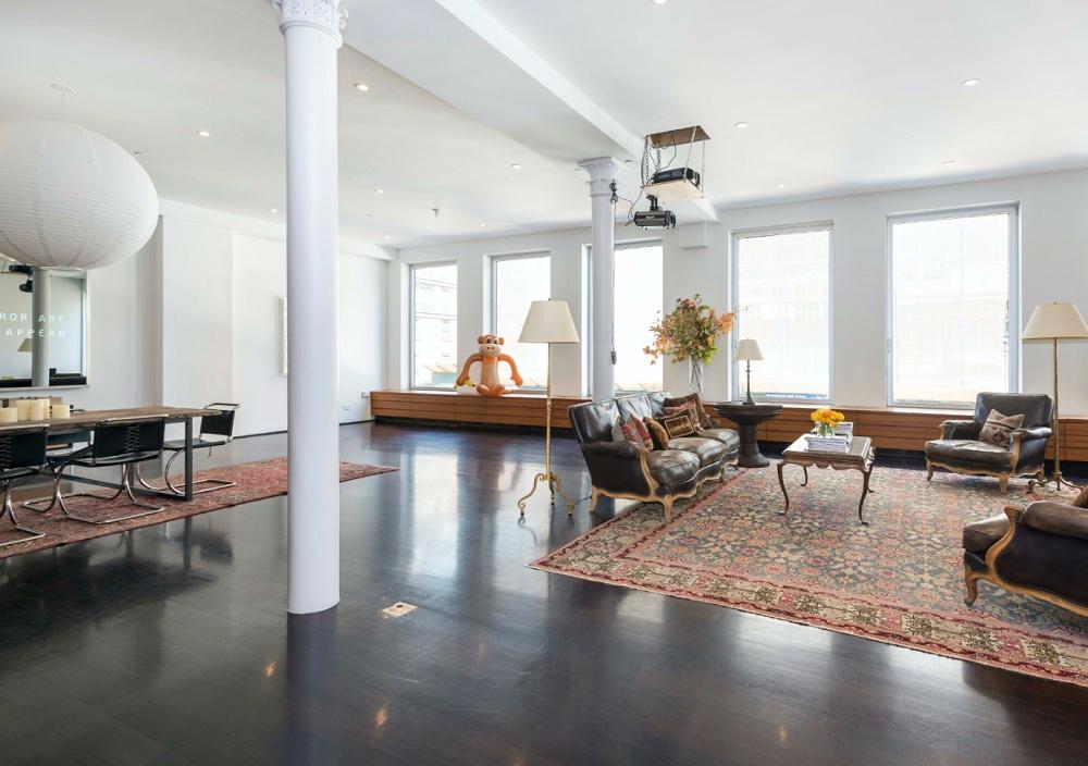 345 Grand Street, Lower East Side loft