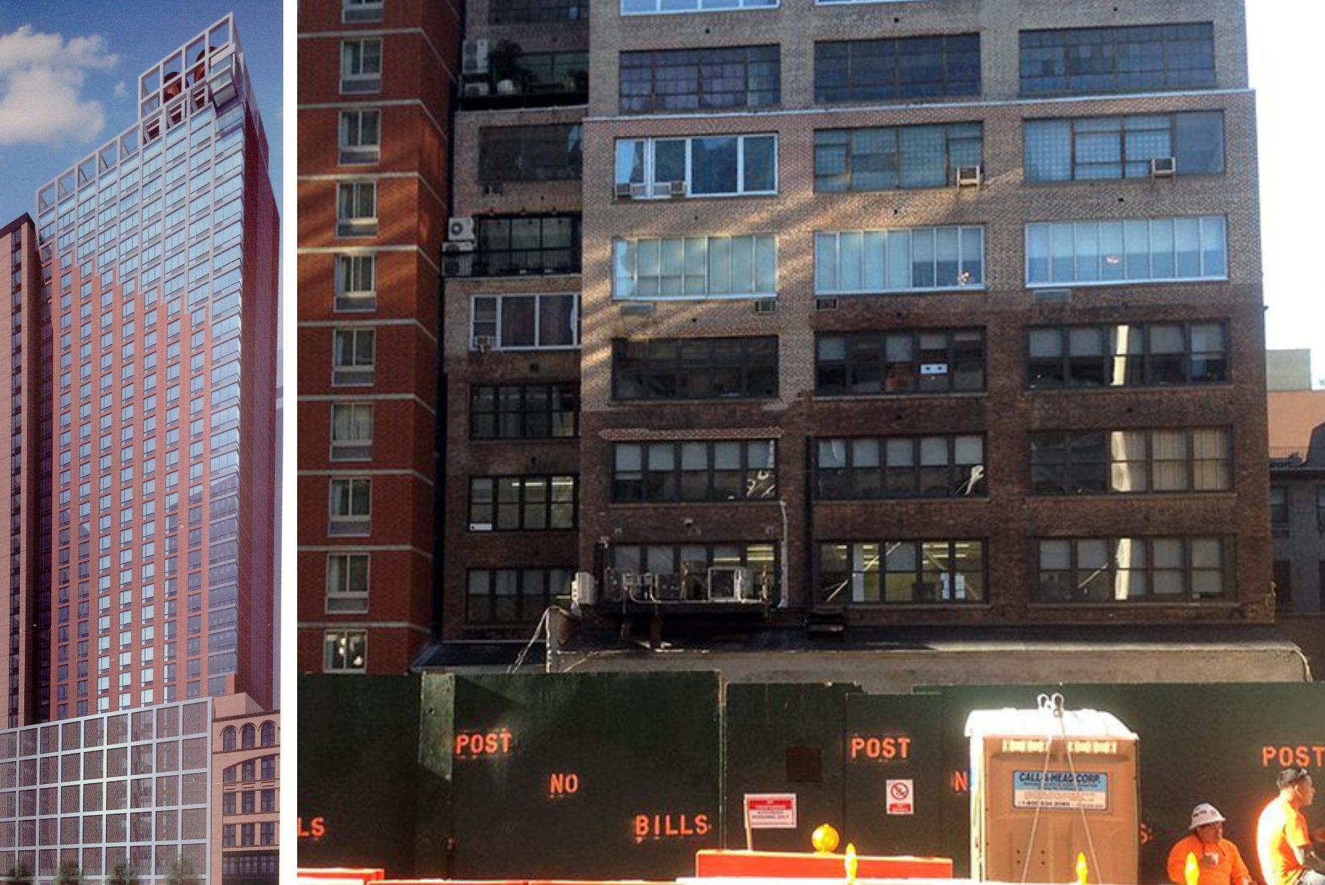 Doubletree Hotel By Hilton  West Th Street New York