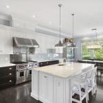 homes hamptons, famous homes for sale, tennis court hamptons, elegant kitchen design