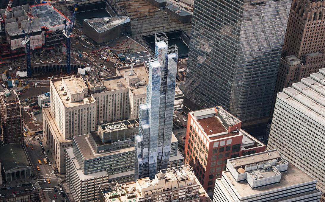 45 Park Place, Tribeca Condo, Manhattan Luxury, NYC developments, Supertall skyscrapers, WTC mosque