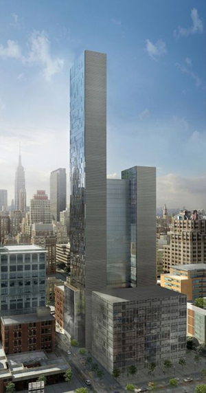 Spitzer Enterprises, Far West Sde, Hudson Yards, Hudson Boulevard,
