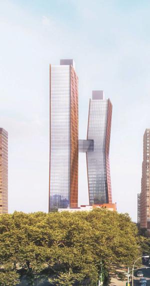 JDS Development, SHop Architects, East River, Solow, Long Island City