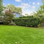 Ditmas Park Craftsman, Fisk Terrace-Midwood Park Historic District, real estate brooklyn, real estate ditmas park, backyard brooklyn