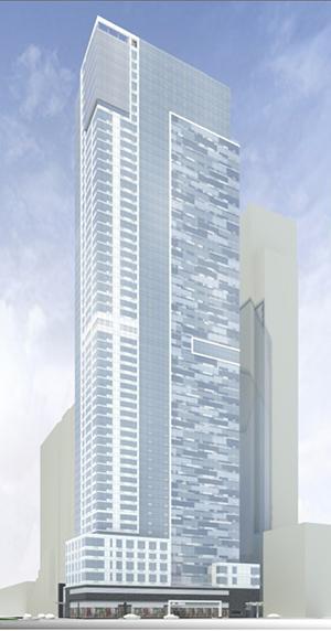 AvalonBay, Downtown Brooklyn developments, Brooklyn Skyscrapers, SLCE, Willoughby West