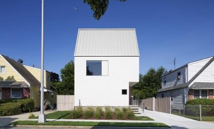Choy House, O'Neill Rose Architects, Flushing QueensChoy House, O'Neill Rose Architects, Flushing Queens