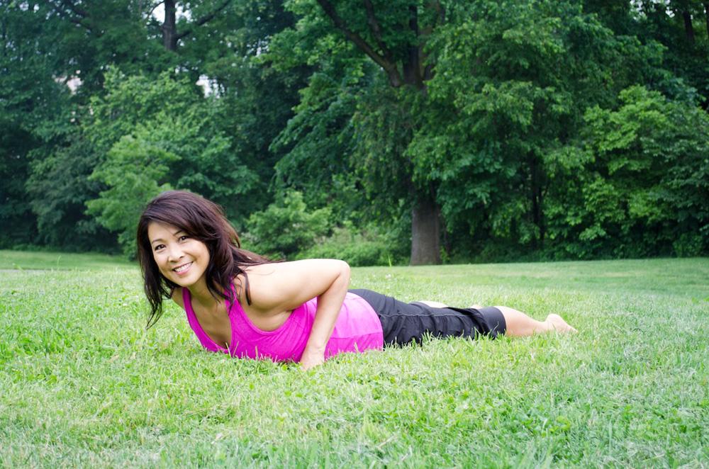 Christine Chen Yoga