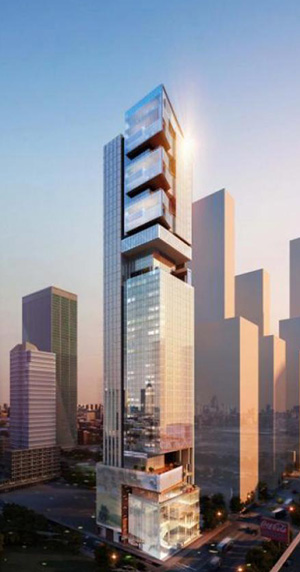 Siras Development, Blackhouse, Hudson Yards, Archilier Architects, NYC tower