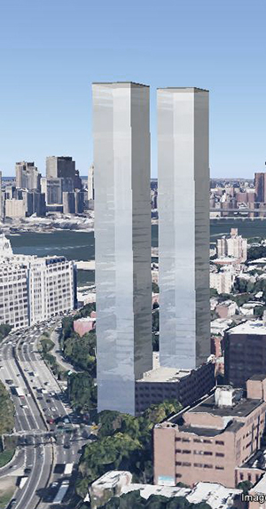 Long Island College Hospital, 50-story towers, Brooklyn towers, Brooklyn Heights overdevelopment, nimby, yiby, affordable housing, nurses