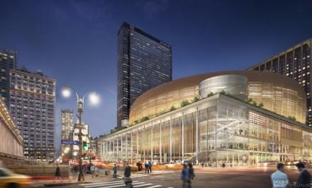 New Madison Square Garden, Woods Bagot