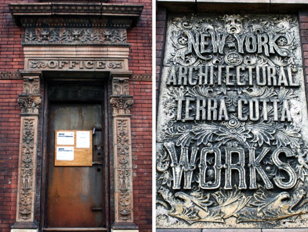 New York Architectural Terra Cotta Works