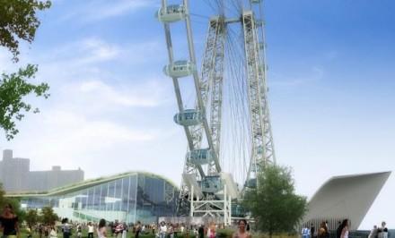 New York Wheel, Staten Island Ferris Wheel