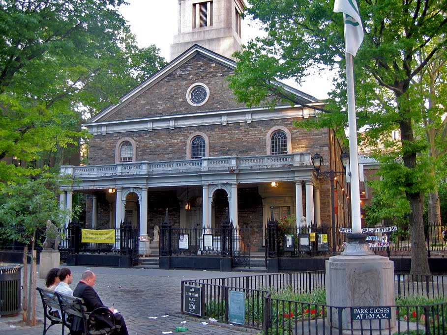 St. Mark's Church-in-the Bowery
