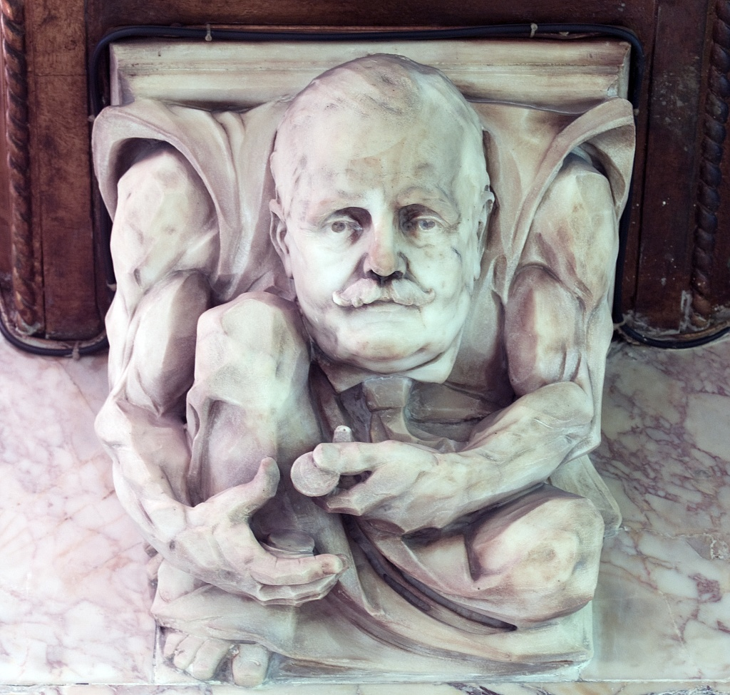 woolworth building cass gilbert, woolworth building sculptures
