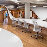 Barbarian Group Desk by Clive Wilkinson
