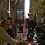 Film Shoot, Movie Set