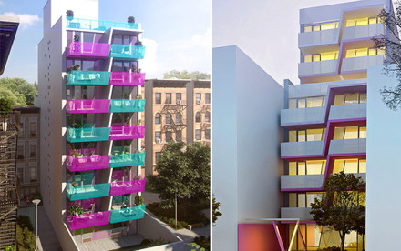 hap five, karim rashid, 329 pleasant avenue, hap investments