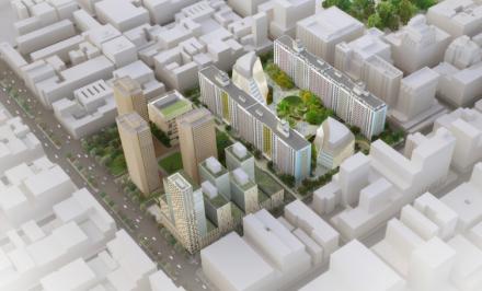 NYU Expansion Plan, NYU 2031