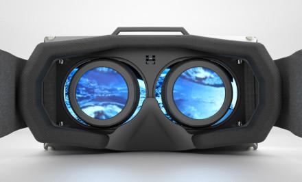 oculus rift inside, oculus rift view