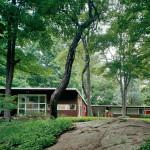 upstate new york architecture, mid century modern home