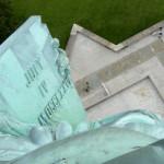martin deutsch, statue of liberty birthday, statue of liberty sky