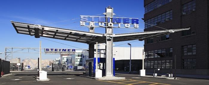 Steiner Studios, Brooklyn Navy Yard, Movie, Film