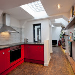 London public toilet conversion; Lamp Architects, Laura Clark, Unusual homes, cool dwellings, tiny homes, architecture