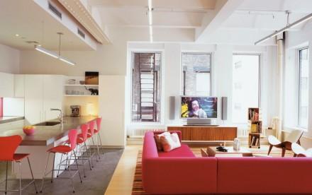 Tribeca Family Loft, Ghislaine Vinas