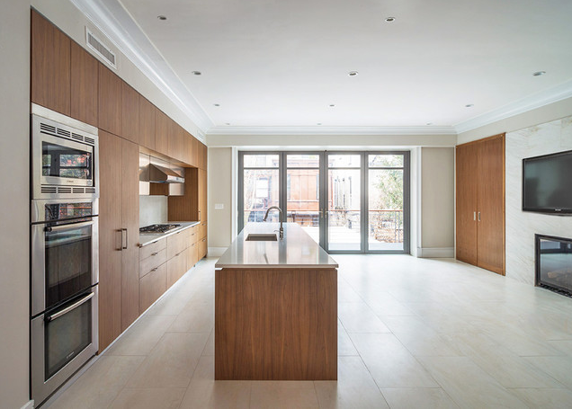 Urban Pioneering, James Hill, Waverly Avenue, New Construction, Modern Townhouse