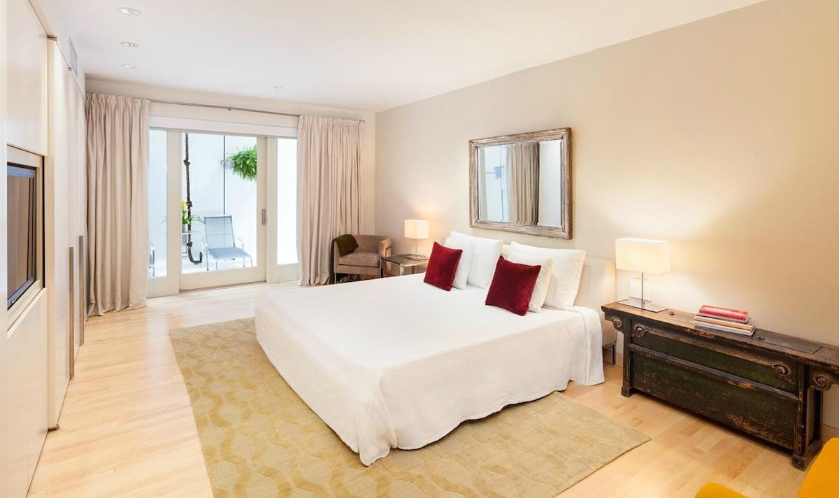 4 East 62nd Street, The Curzon House, Maya Lin renovation, David Giovannitti terrace