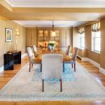 52 East 72nd Street, luxury condo upper east side, skylight dining room